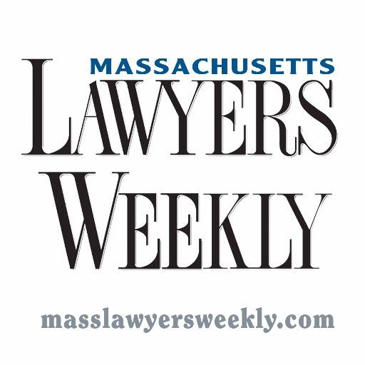 massachusetts lawyers weekly logo