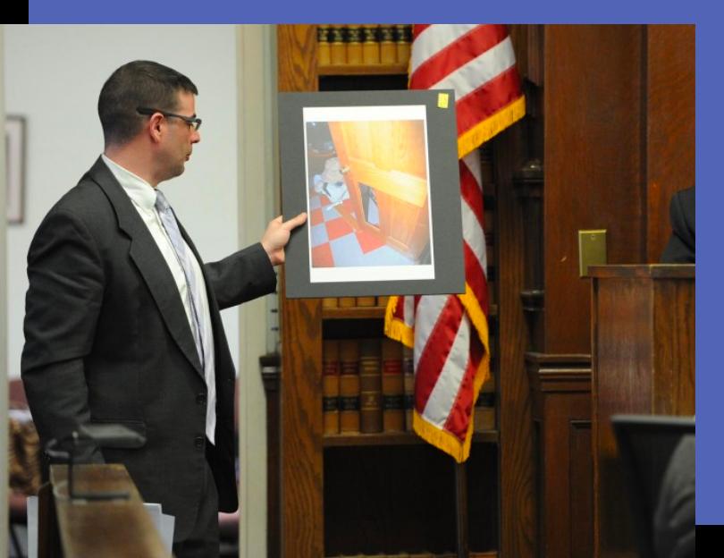 attorney Gerald J. Noonan in court